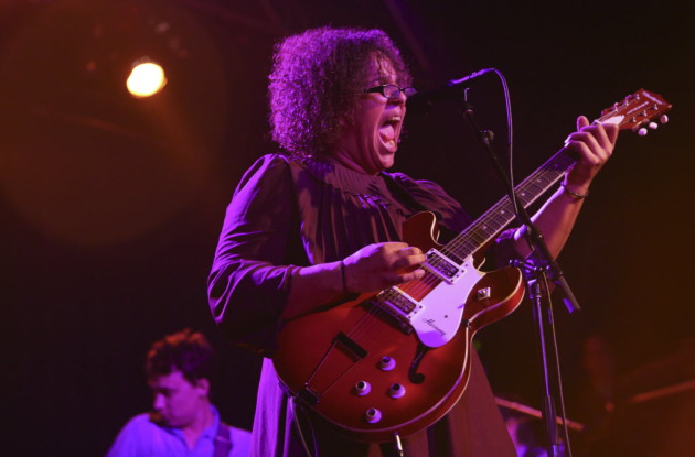 Brittany Howard and Alabama Shakes will perform a week later for the club at Cabooze Plaza. / Kyndell Harkness, Star Tribune
