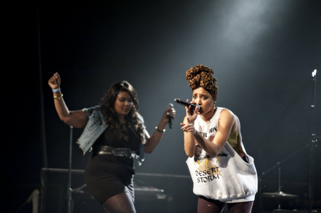 Lizzo and Sophia Eris of the Chalice / Leslie Plesser, Star Tribune
