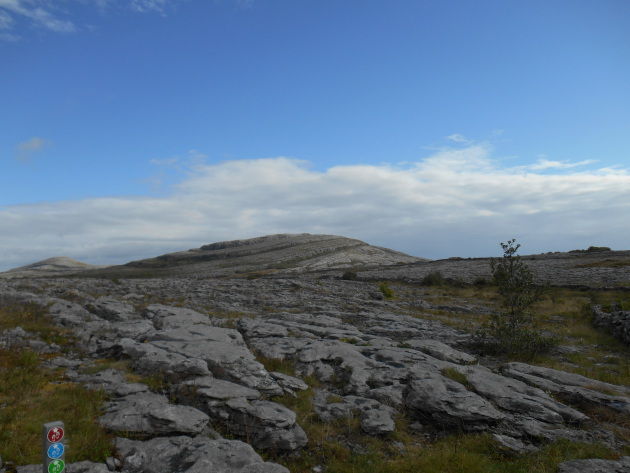 Mullaghmore in the Burren