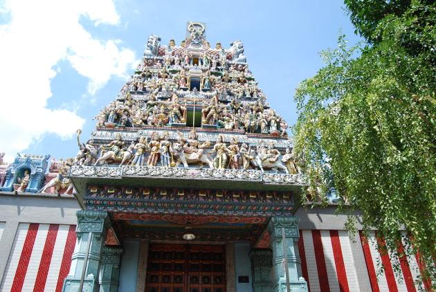 Sri Veeramakaliamman Hindu Temple