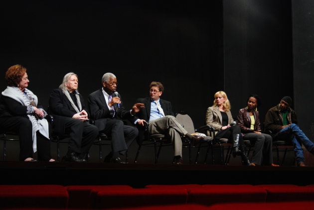 "Panel Discussion of ""Appomattox"" at Guthrie Theater"
