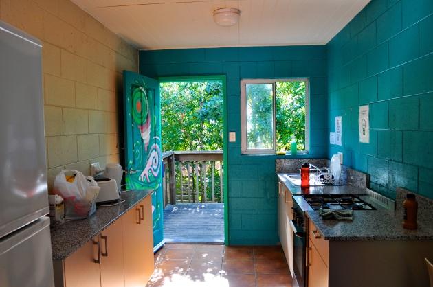 Our apartment kitchen