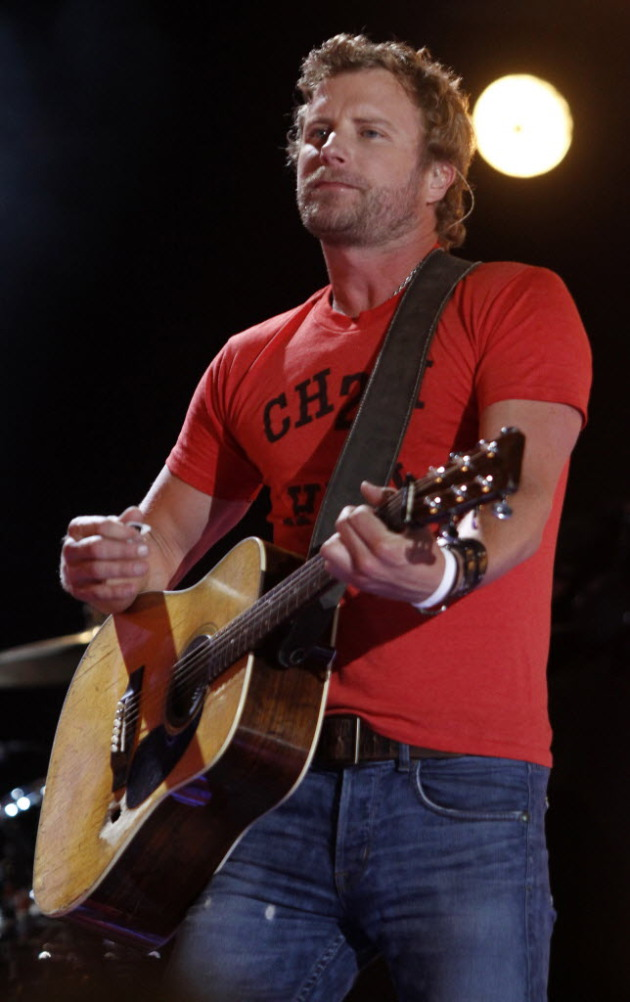 Dierks Bentley. / Photo by Wade Payne/Invision/AP
