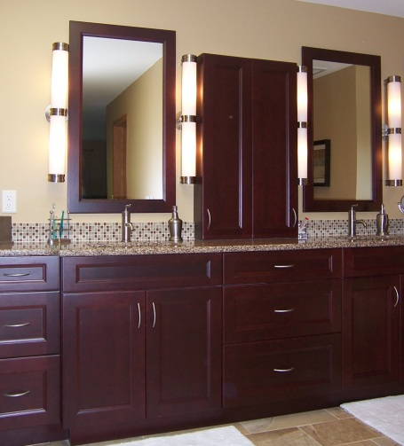 need ideas here are trends for bath remodels