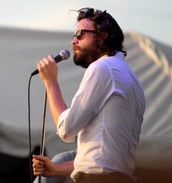 Father John Misty at the Basilica. / Anna Reed, Star Tribune
