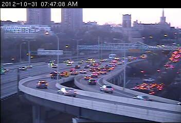 394 and 94 in downtown Minneapolis.