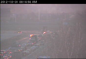 Eastbound 94 at 101st Av.