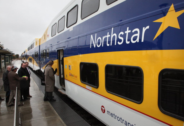 The Northstar Commuter line