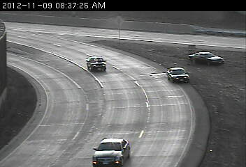 Crash at 35W and Hwy. 62