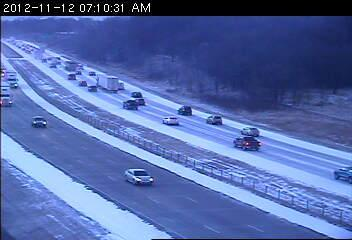 I-94 at 101st Avenue in Maple Grove