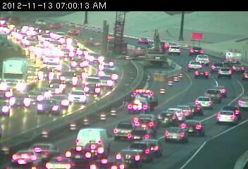 35W at Penn Avenue.