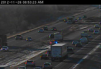 Crash on 494 at 49th Avenue in Plymouth