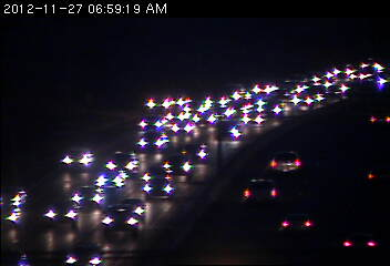 Westbound 94 at White Bear Av.