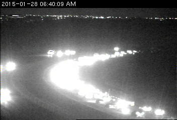 6:40 a m  update: Police pursuit ends with crash on I-494 in Mendota