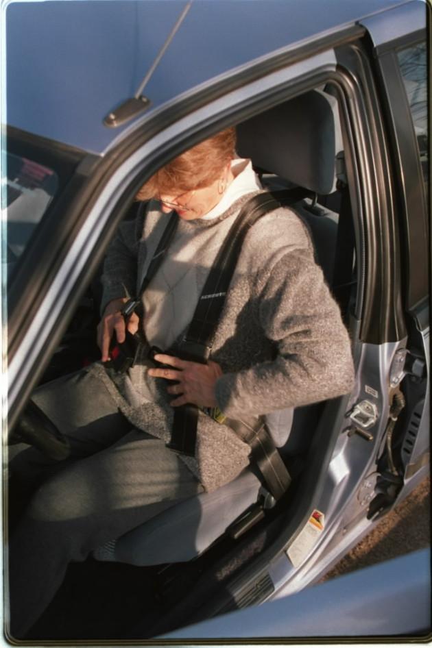 Big Drop In Seat Belt Citations Issued To Minnesota Motorists