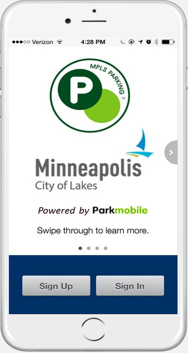 how to use minneapolis parking meters