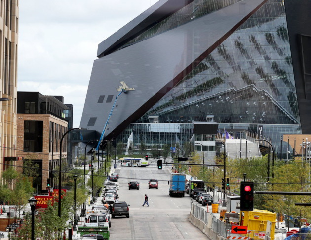 Weekend traffic: Trump, stadium concerts, Tall Ships and I-694