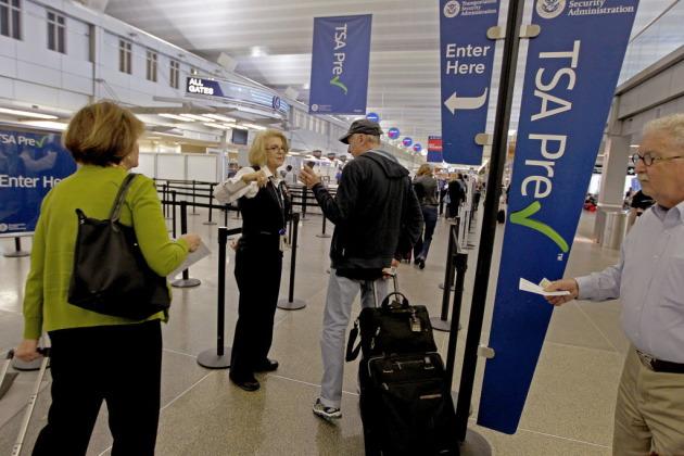 WHERE IS TSA PRECHECK AT MSP