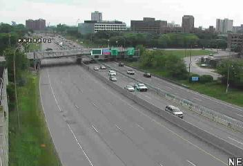 Traffic update: Easing up on I-35W, still slow on I-94 in