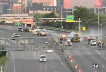 I-94 reopens in downtown Mpls  after crash leads to 5-hour