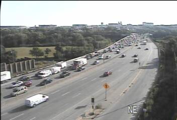 Big backups on Hwy  61 in Newport, I-94 in Minneapolis