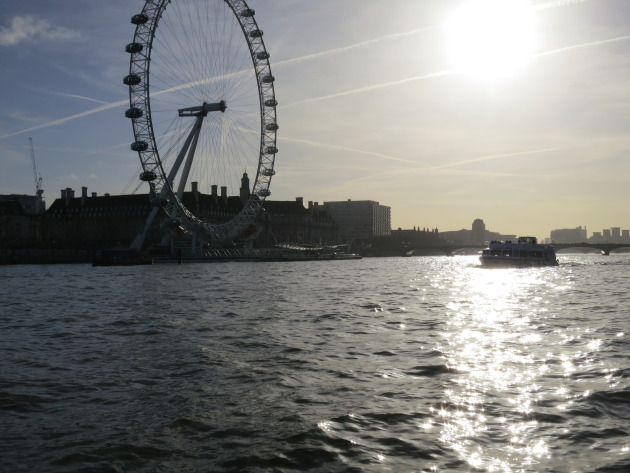 A look at the London Eye