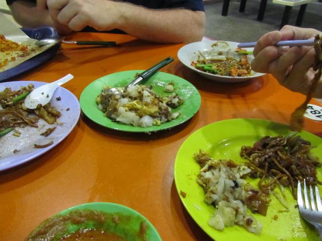 Singaporean Food