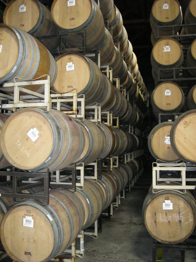 Foppiano barrels