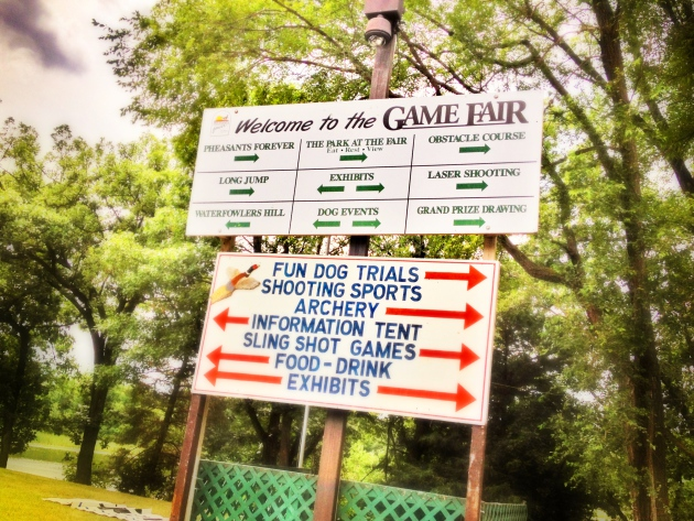 Plenty of things to see and experience at Game Fair