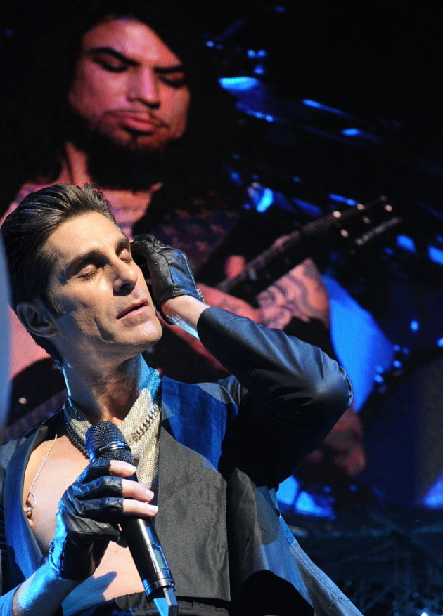 Jane's Addiction will land March 19. / Katy Winn, AP photo