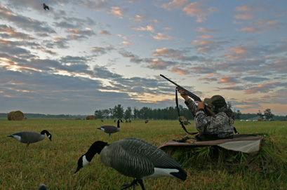 Early season hunting is often filled with tremendous weather and plenty of action