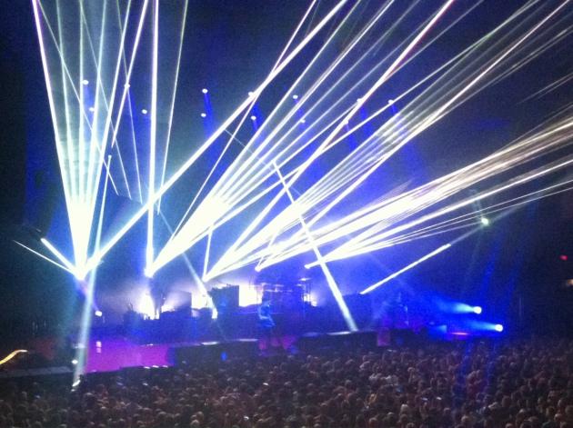 Killer lasers