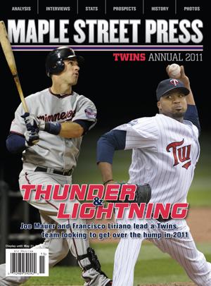 Maple Street Press Twins Annual 2011