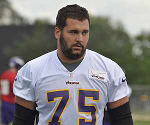 First-round draft pick Matt Kalil.