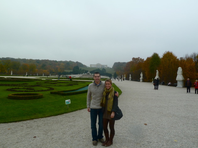 Say goodbye to Schonbrunn!