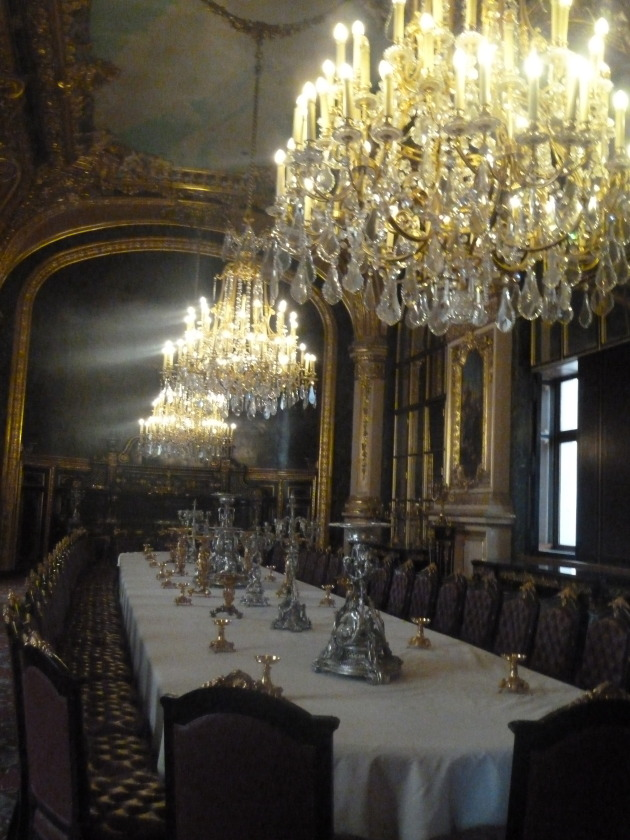 Napoleon's apartment