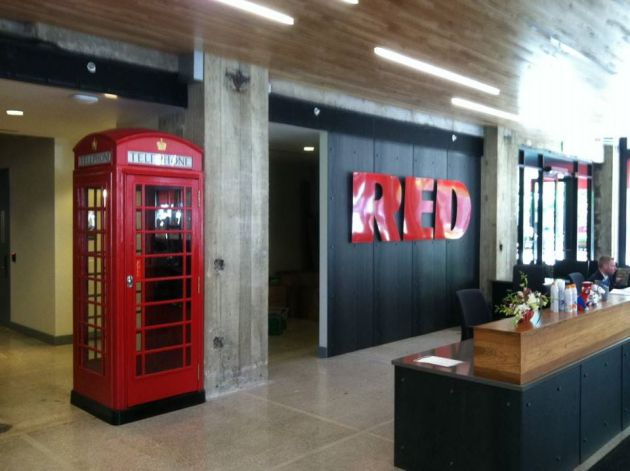 Whats Up With Those British Red Telephone Booths