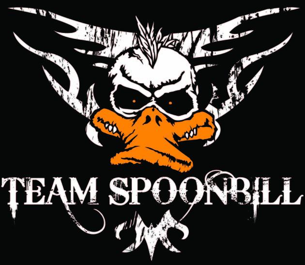 The Team Spoonbill logo