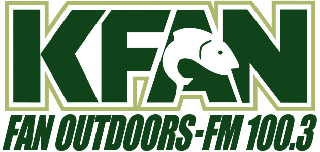 FAN Outdoors radio is on KFAN each Thursday evening at 7PM and Saturday mornings at 6AM
