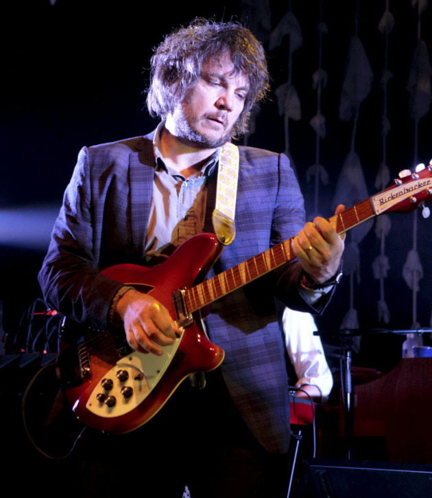 Wilco's Jeff Tweedy / Rex Features photo