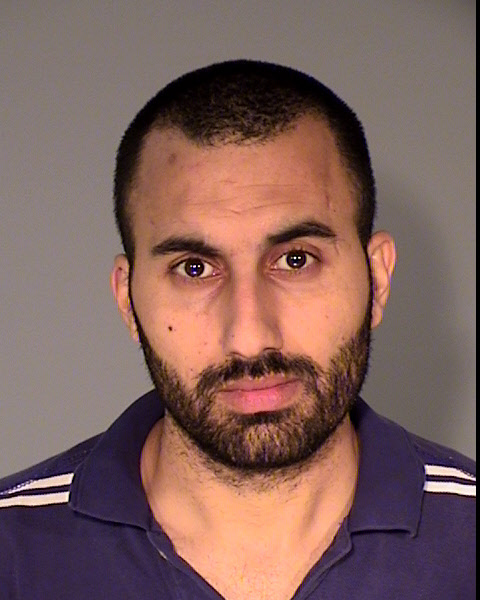 Store owner Hamza A. Abualzain was arrested for license and food safety violations.