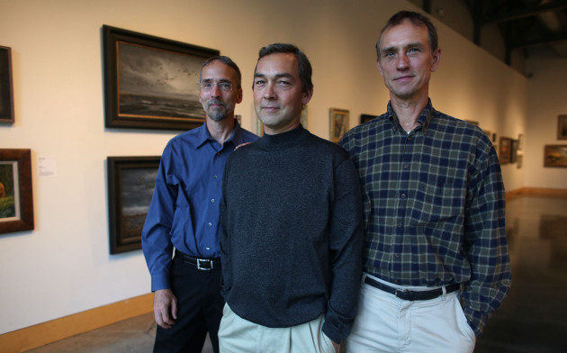 Joe, Jim and Bob Hautman, Star Tribune photo by Kyndell Harkness