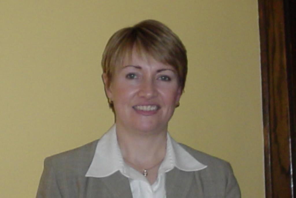 Cori Wegener, art preservation expert