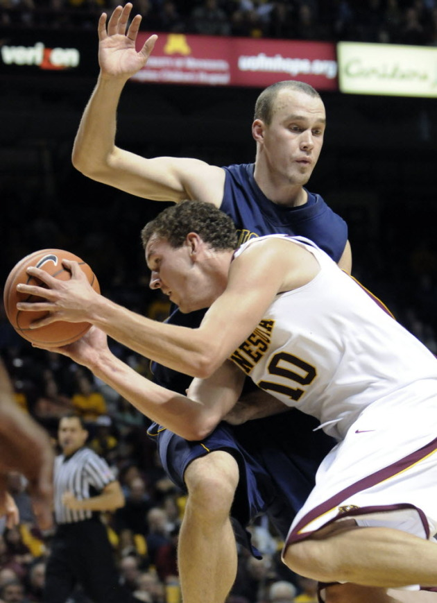 Oto Osenieks is one of many Gophers that need to step up Wednesday