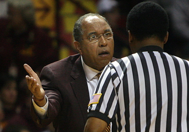 The Gophers were called for 24 fouls on Tuesday, several of them ... questionable.