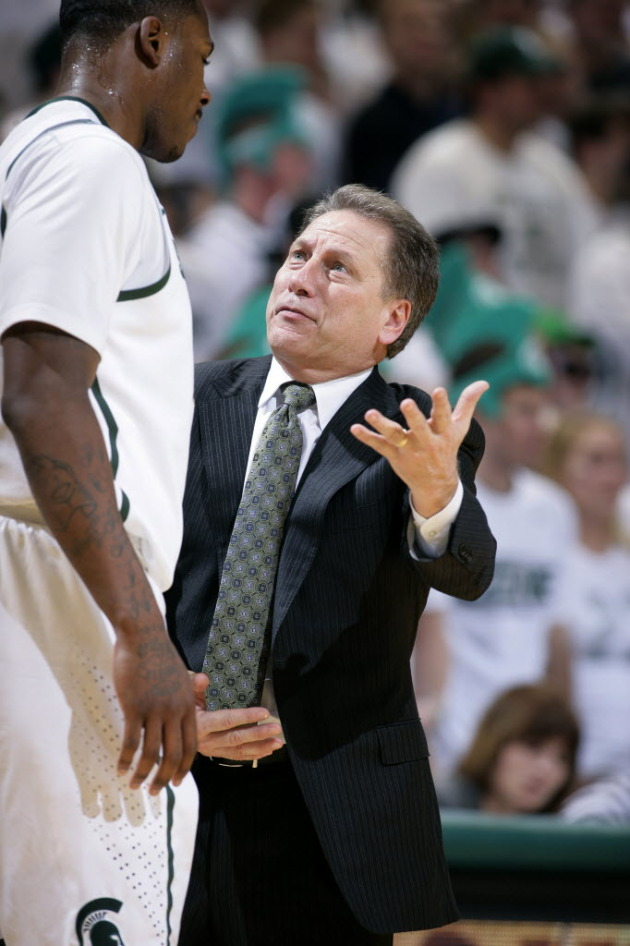 Izzo was named Coach of the Year