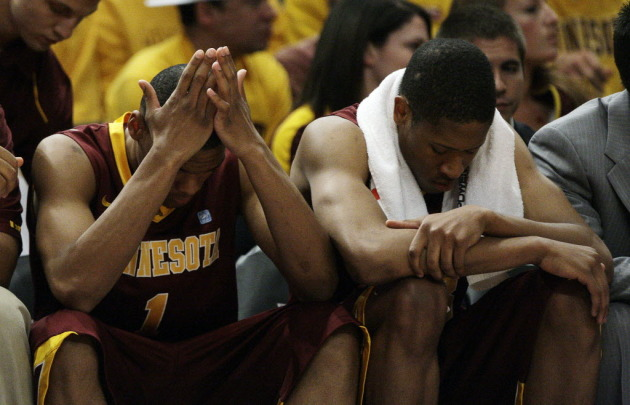 Andre Hollins and Rodney Williams -- a pair the team lives by, dies by.