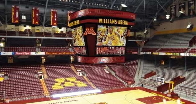 U releases photo rendering of Williams Arena upgrades ...