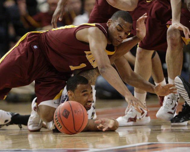 The Gophers' efforts to hold on to the ball have fall short thus far.