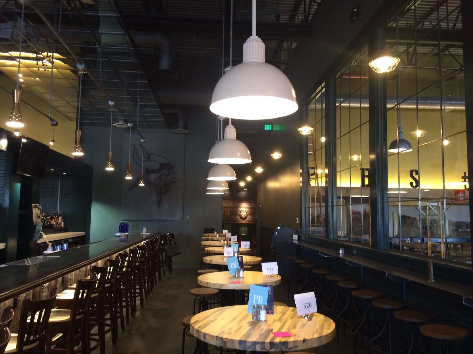 Restaurant sneak peek punch bowl social in st louis park for Best private dining rooms west end